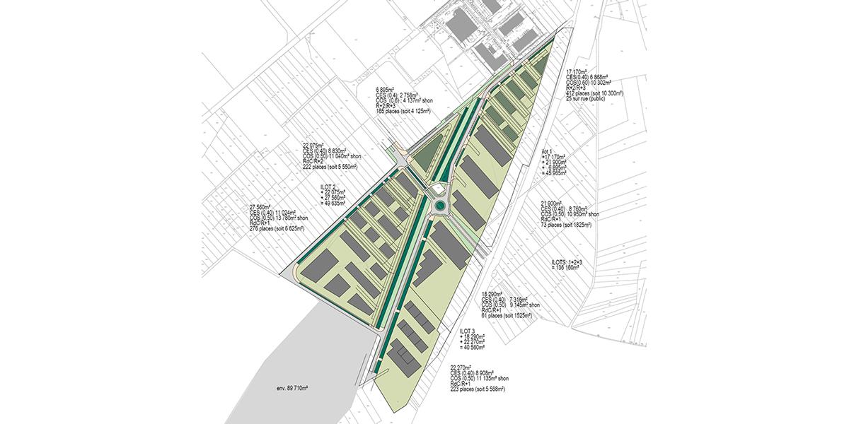 Développement urbain / ALPESPACE