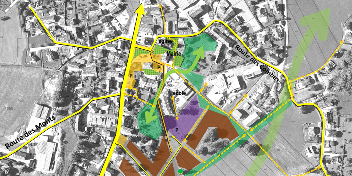 Développement urbain / HERY-SUR-ALBY
