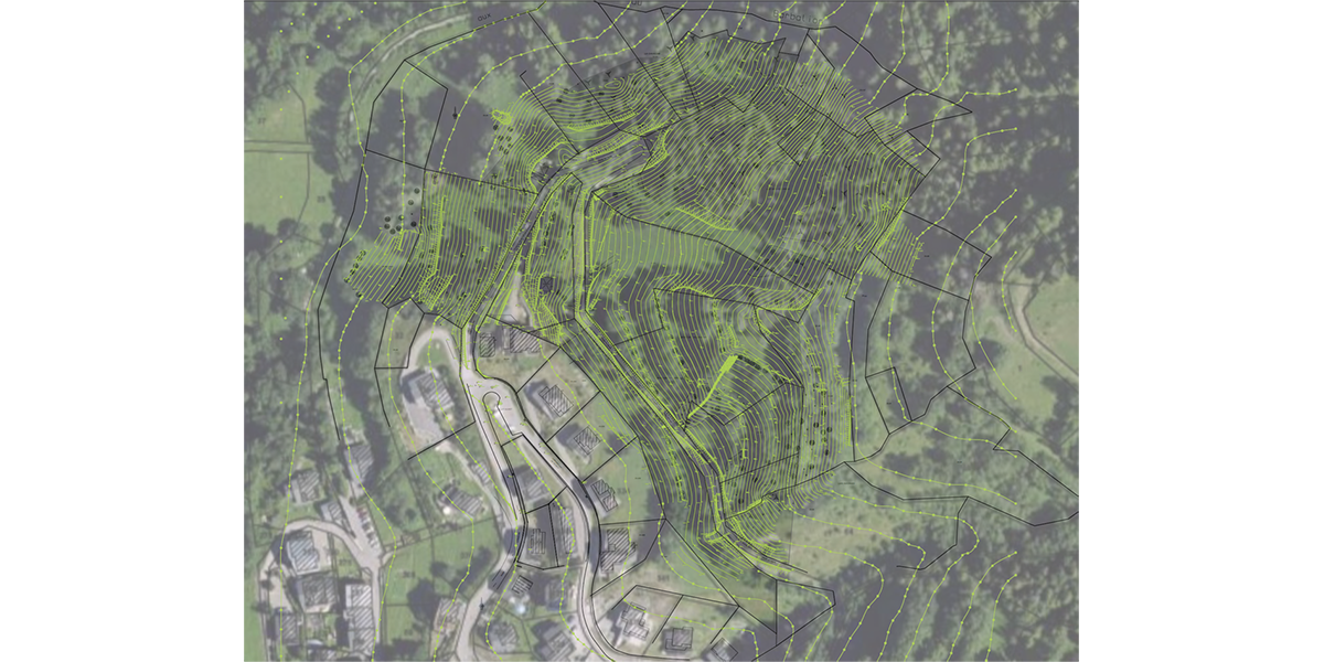 Développement urbain / PEISEY NANCROIX